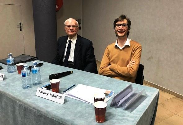 M. Laxenaire et A. Mengin